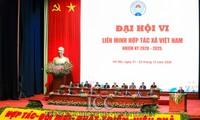阮春福出席越南第6次合作社联盟全国代表大会