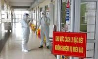 2月12日,越南增新2例社区传播病例