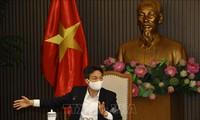 越南新冠肺炎疫情防控指导委员会会议在河内举行