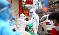 2月26日上午越南新增一例输入性新冠肺炎确诊病例