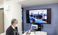 日本电通公司高度评价越南工程师的工作技能和态度