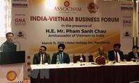 越印大力推动双边经贸投资合作