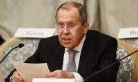俄罗斯外长相信俄中友好条约将自动延期