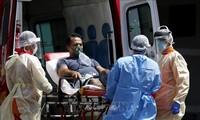 全球新冠肺炎确诊病例累计1.32亿例