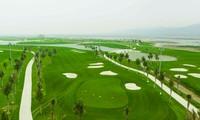 广宁省再有一座高尔夫球场达到举办国际比赛标准