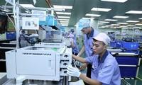 越南经济因在全球供应链中发挥作用而获得强劲增长