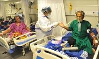 全球新冠肺炎死亡病例累计320万例