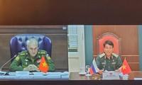 越南人民军总政治局与俄罗斯武装力量总政治部加强合作