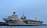 日本和英国合作推动自由开放的印度洋-太平洋
