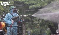 6月8日上午越南新增43例新冠肺炎社区传播病例