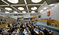 俄罗斯总统普京签署关于国家杜马议员选举时间的决定