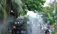 越南新增91例新冠肺炎确诊病例