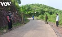山萝省木州高山区成效显著的社区防疫工作组模式