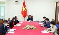 越南希望COVAX继续向越南提供疫苗和转让疫苗生产技术