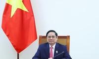 越南-智利加强在气候变化问题上的合作与协调