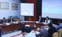 新形势下越南共产党和中国共产党外交思想与政策研讨会