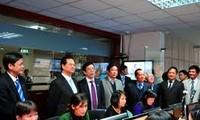 Premierminister Nguyen Tan Dung startet Kampagne zur Verkehrssicherheit