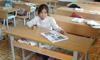 Deutsche Botschaft in Hanoi hilft Schulen in Nghe An bei der Ausstattung