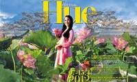 Aktivitäten zum Festival in Hue