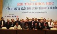 Küstenprovinzen in Zentralvietnam sollen enger zusammenarbeiten