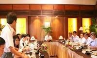 Vizepremierminister Hoang Trung Hai prüft die Uranerz-Untersuchung in Quang Nam