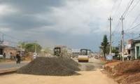 Baubeginn für Nationalstraße 19 in der zentralvietnamesischen Provinz Binh Dinh