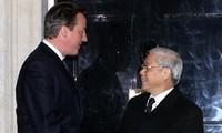 Gemeinsame Erklärung Vietnams und Großbritanniens