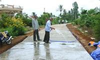 Neugestaltung ländlicher Räume in Bac Giang