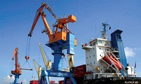 Entwicklung der Meereswirtschaft in Haiphong