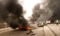 Wieder Bombenanschläge im Irak