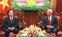 Vietnam und Thailand verstärken Zusammenarbeit im parlamentarischen Bereich