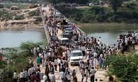 Mindestens 110 Tote bei Massenpanik in Indien