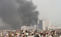 Mindestens 40 Tote bei Bombenanschlag in Syrien
