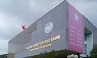 Vorstellung des Museums der Kriegsüberreste