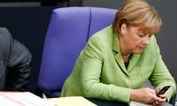 Fünf Länder spähen Handy der Bundeskanzlerin Angela Merkel aus