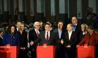 SPD stimmt Koalitionsvertarg mit Union zu