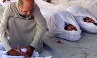 Syrien: Zerstörung der Chemiewaffen verzörgert sich