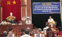 Deutschland hilft Vietnam beim Aufbau von Genossenschaften