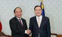 Vertiefung der Zusammenarbeit zwischen Vietnam und Südkorea