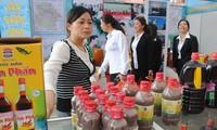Lebhafte Blumenmärkte in Lao Cai