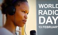 Welt-Radio-Tag am 13. Februar