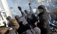 Blutiger Tag in der Ukraine mit mindestens 21 Toten