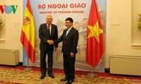 Spanien unterstützt Vietnam beim Aufbau der Beziehungen zur EU