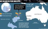 Australien schickt Schiffe und Flugzeuge zum möglichen Absturzgebiet der Boeing MH-370