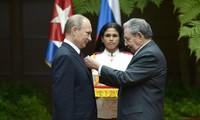 Russland baut vier Wärmekraftwerke in Kuba
