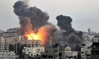 Granatenbeschuss Israels fordert zahlreiche palästinensische Opfer