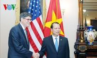 Vizepremierminister Vu Van Ninh beendet seinen US-Besuch