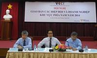 Bilanzkonferenz über Handelserschließung im Jahr 2014