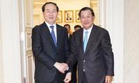 Vietnam und Kambodscha einigen sich auf Zusammenarbeit gegen alle Verschwörungen