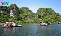 Trang An erhält Urkunde als Weltkultur- und Weltnaturerbe der UNESCO